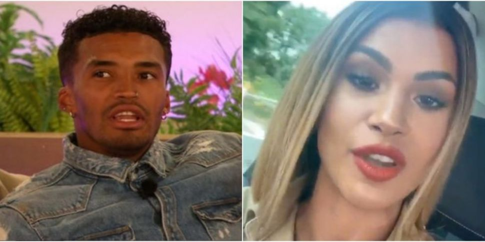 Love Island: Joanna Reacts To...
