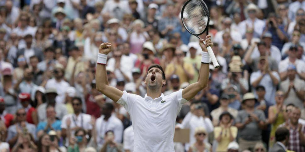 Novak Djokovic unstoppable en...