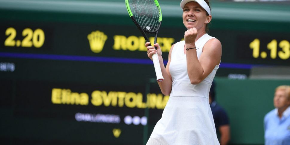 Simona Halep believes she can...