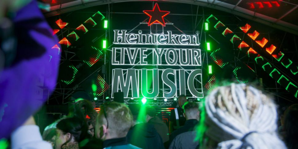 Line-Up Announced For Heineken...