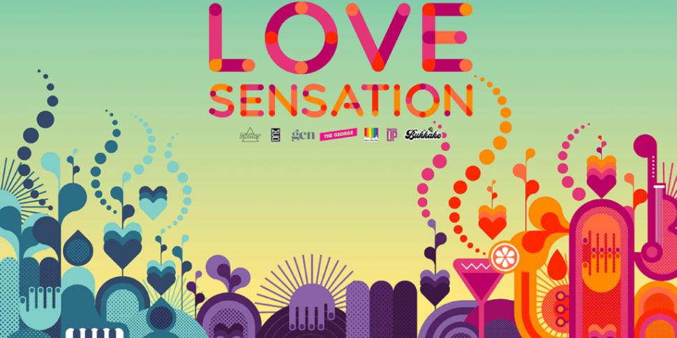 Love Sensation Release Officia...