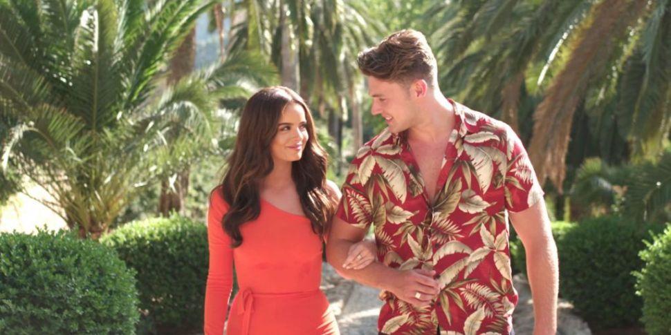 Love Island's Maura & Curtis A...