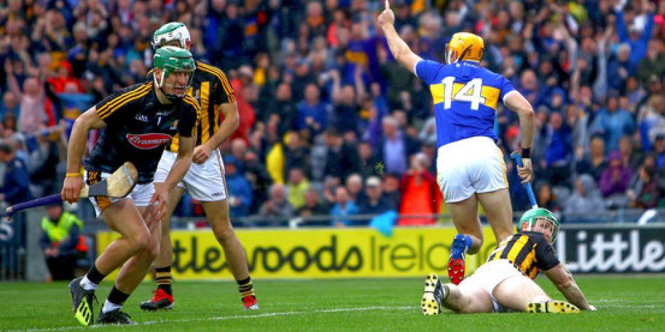 Tipperary clinch Liam MacCarth...