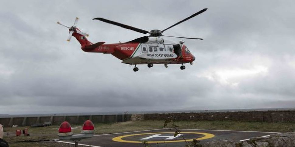Dubliners Rescued Off Kerry Co...