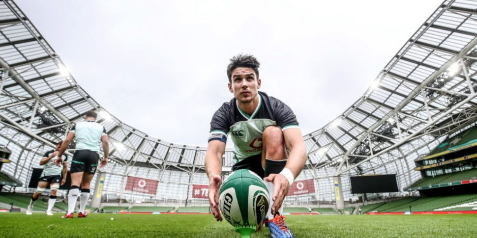 Joey Carbery's injury changes...