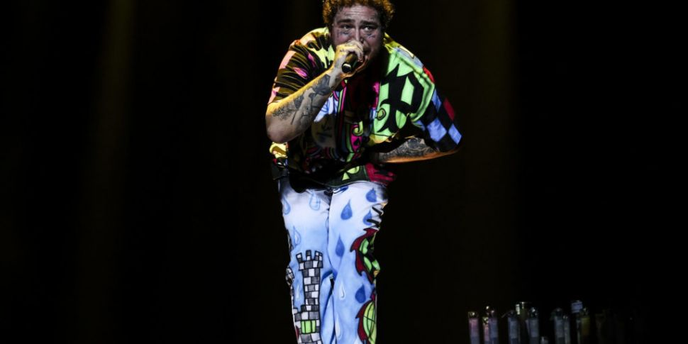 Post Malone At The RDS: Everyt...