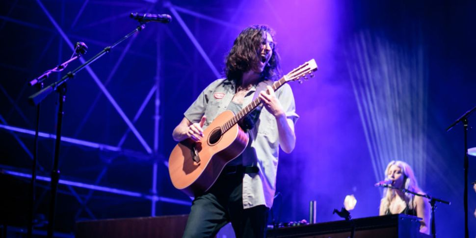 Hozier Announces December Gig...