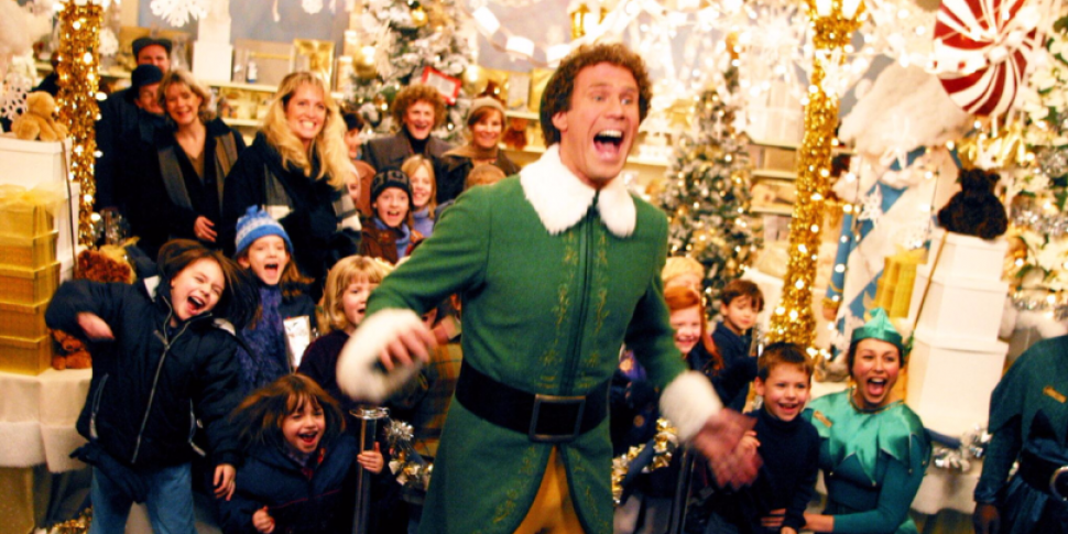 Elf To Be Shown At Christmas P...