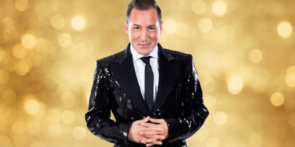 Cooper Chats To Dancing With T...