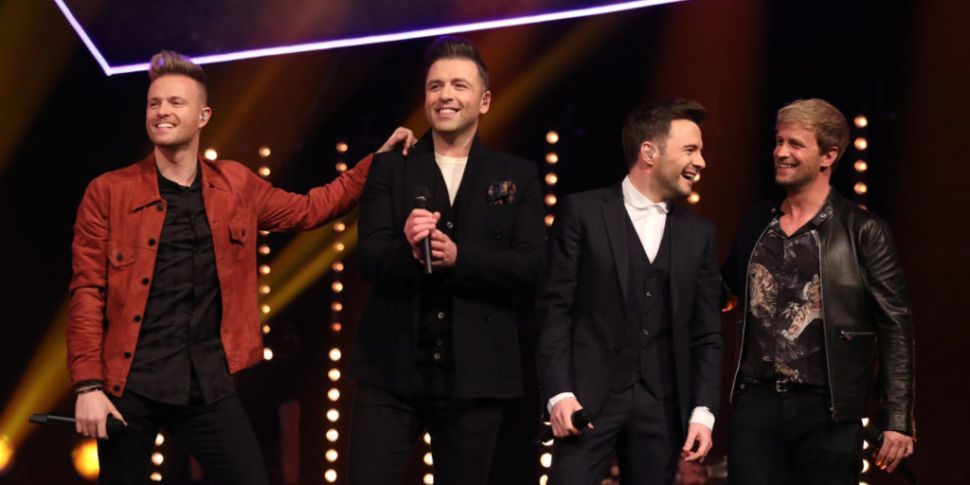 Westlife Announce 2020 Cork Gi...