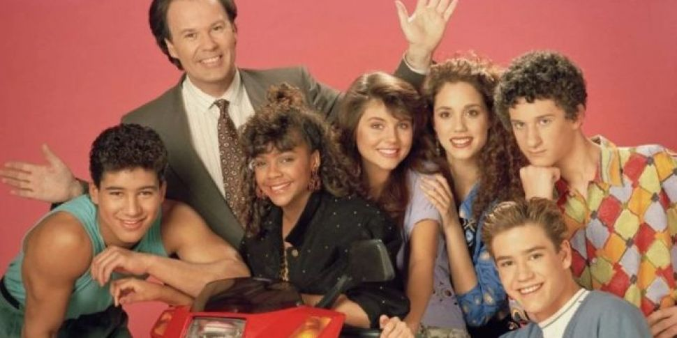A Saved By The Bell Reboot Is...