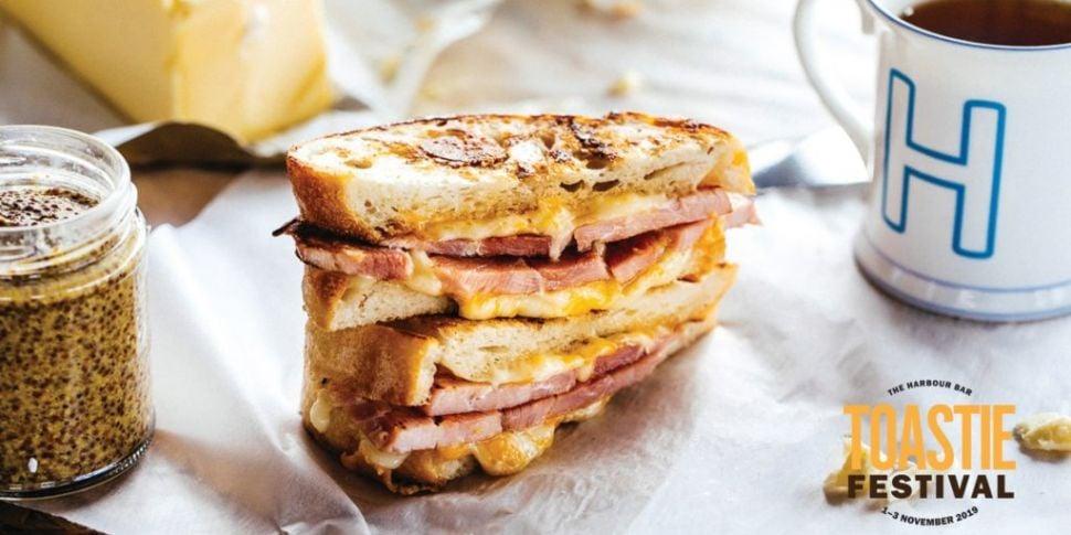 Toasted Sandwich Festival Happ...