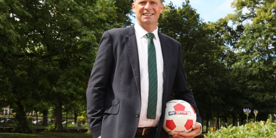 Niall Quinn outlines vision fo...