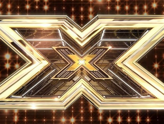 The X Factor Holding Auditions...