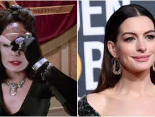 Anne Hathaway Cast In The Witc...