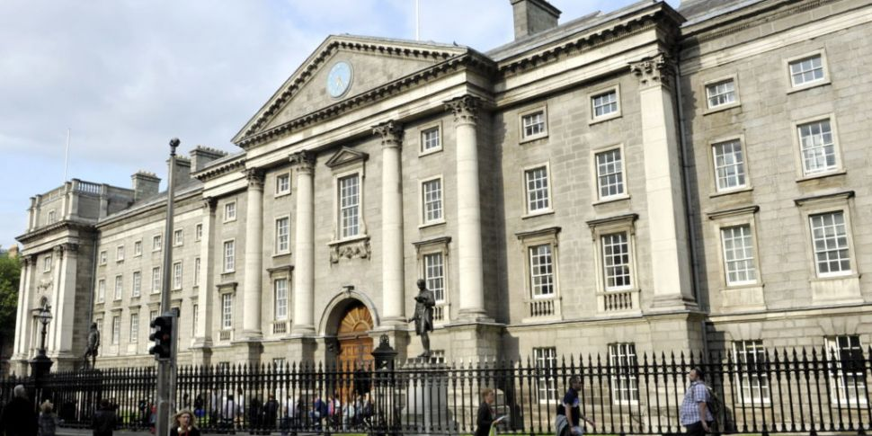 Plans For A Trinity College Ma...