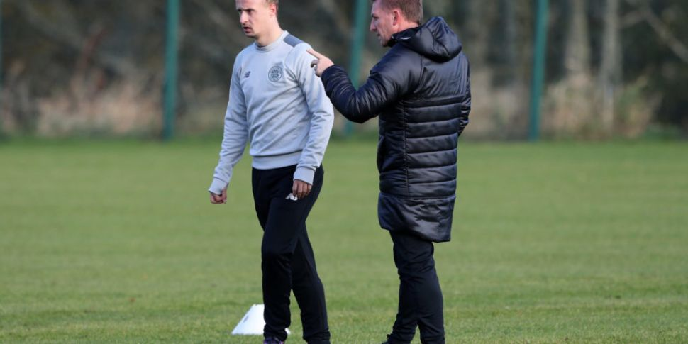 Brendan Rodgers' warning to Le...