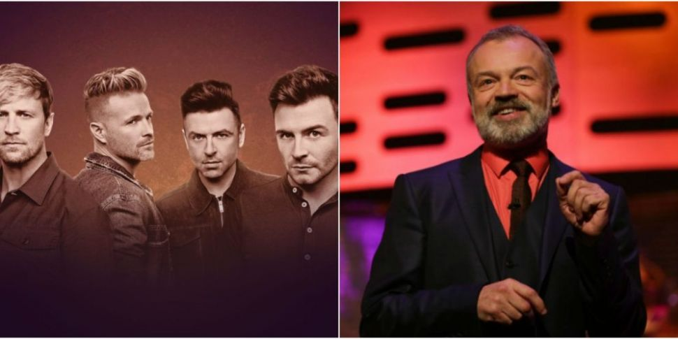 Westlife To Perform New Single...