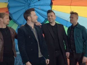 Westlife Release Music Video F...
