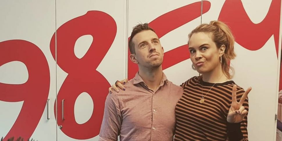 Joanne McNally Chats To 98FM's...