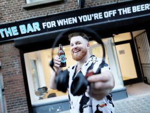 Non-Alcoholic Beer Bar Opening...