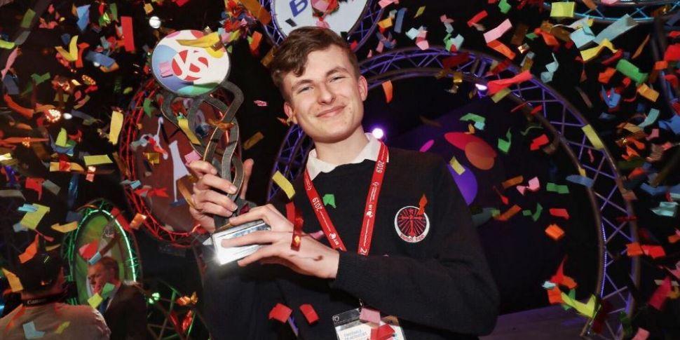 Skerries Student Wins 2019 BT...