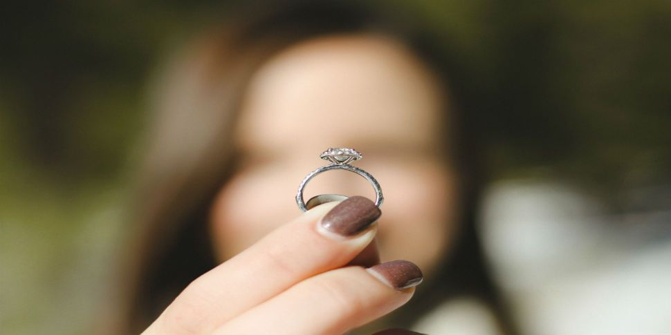 Dublin Man Admits To Making Wife Buy Her Own Engagement Ring