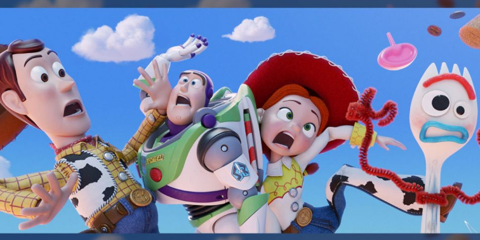 New Clip From Toy Story 4 Show...