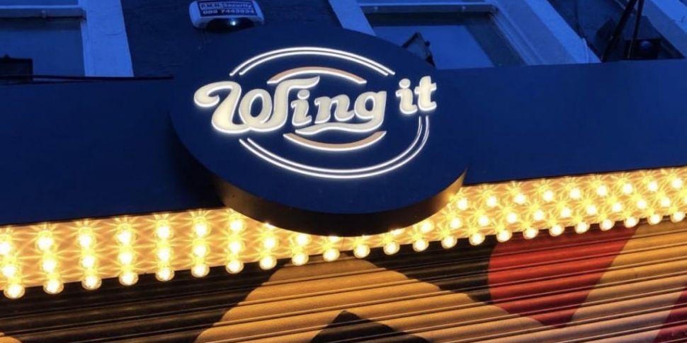 9fba7dde119f7 Chicken Wing Restaurant 'Wing It' Opens On George's Street | www ...