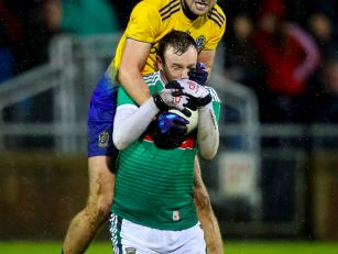 Roscommon's Donie Smith hit wi...