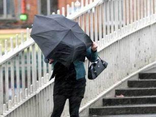 Met Eireann Issues Weather War...