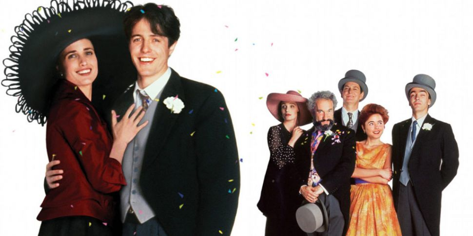 First Look At Four Weddings An...