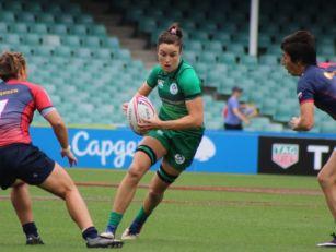 Ireland Women's 7s advance to...