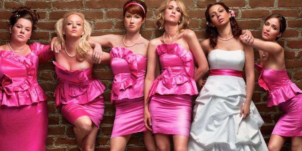 Bridesmaids Returning To Irish...