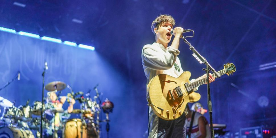Vampire Weekend Announced For...