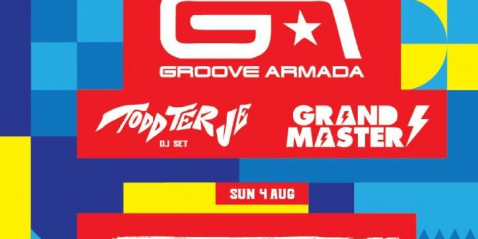 Groove Armada To Headline Beat...