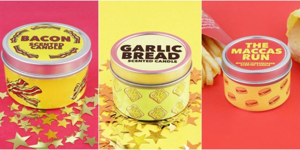 You Can Now Buy Food Scented C...
