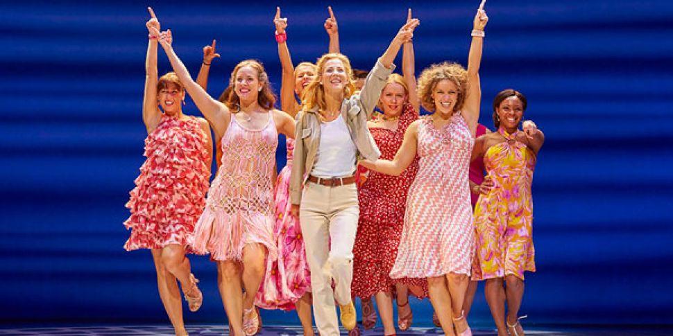 Mamma Mia The Musical Is Comin...