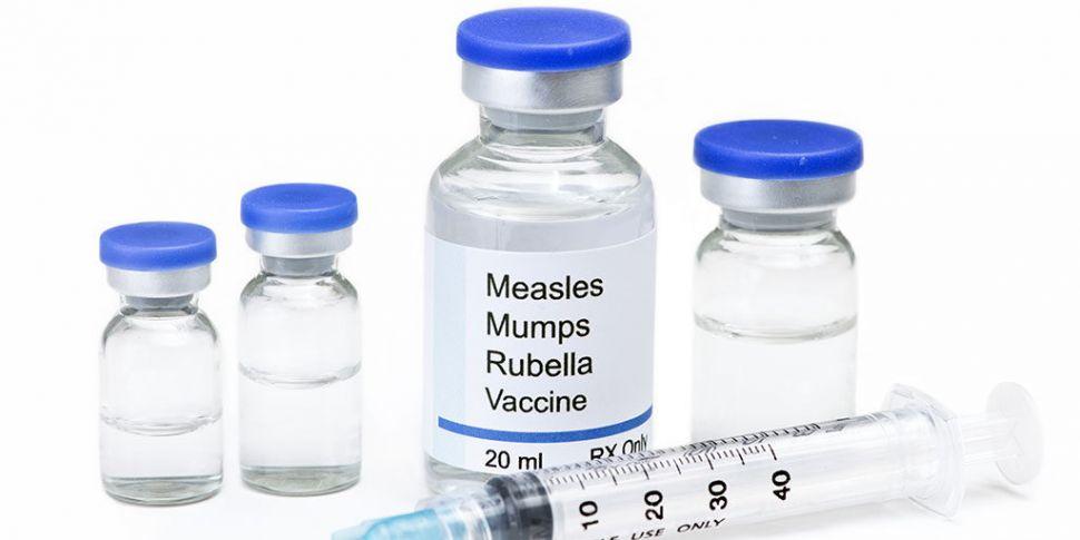 Dublin Mother Claims MMR Vacci...