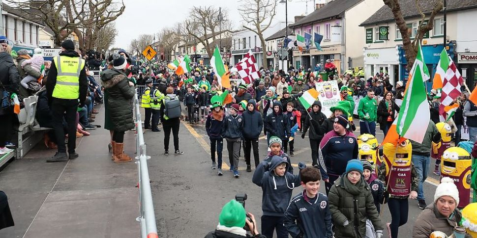 Fingal St Patrick's Day Parade...