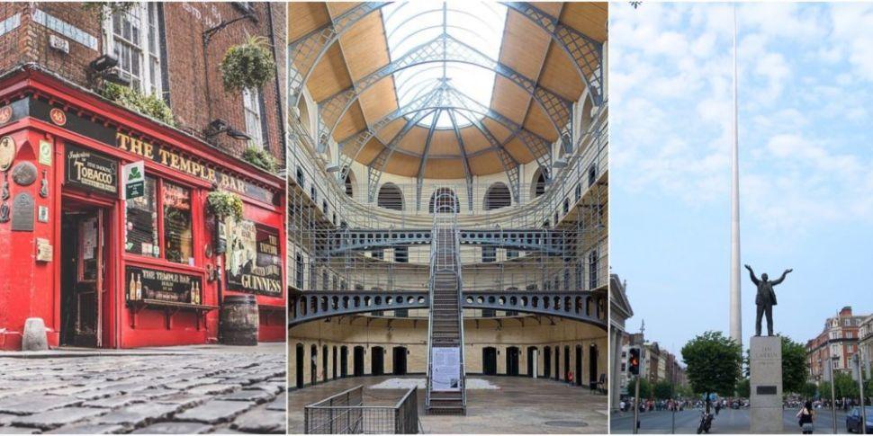 Be A Dublin Tourist For The Da...