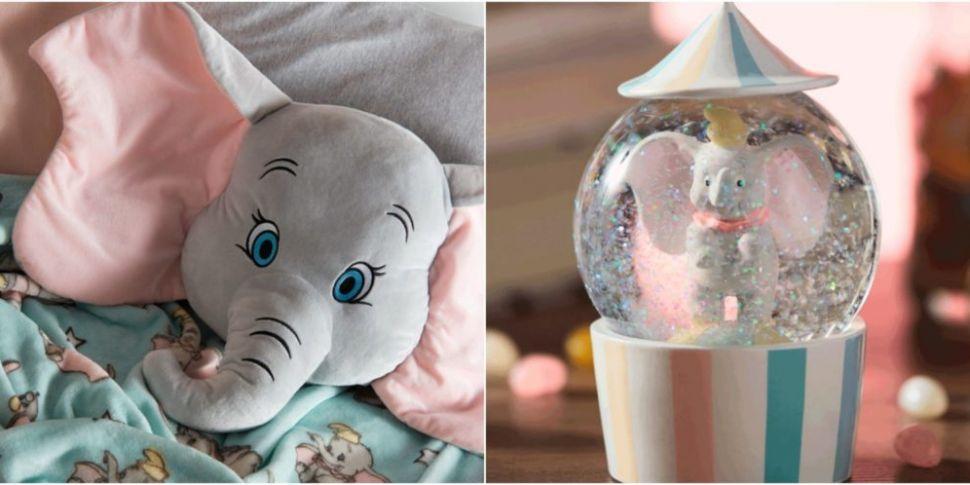 Penneys Unveil Dumbo Homeware...
