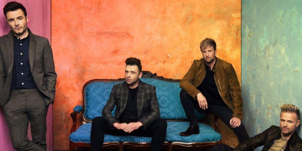 Listen To Westlife's New Singl...