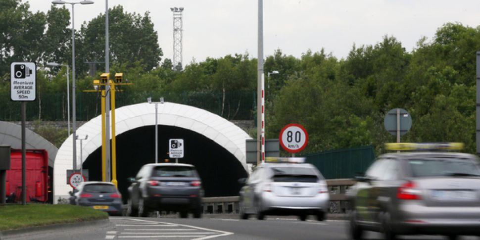 Port Tunnel Traffic Chaos Fear...