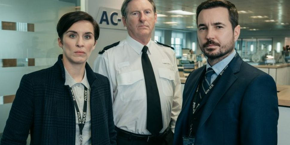 Line of Duty Creator Hopes Ser...