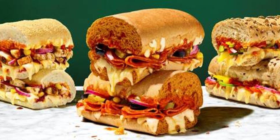 Subway Is Now Doing Pizza Subs