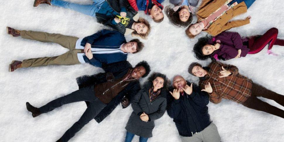 New Netflix Film 'Let It Snow'...