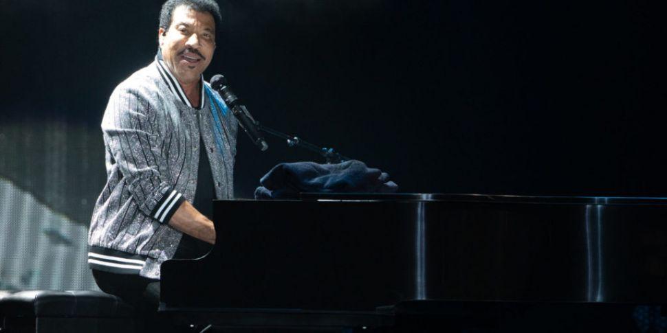 Lionel Richie Announces Dublin...
