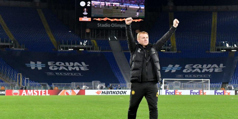 Celtic boss Neil Lennon feels...