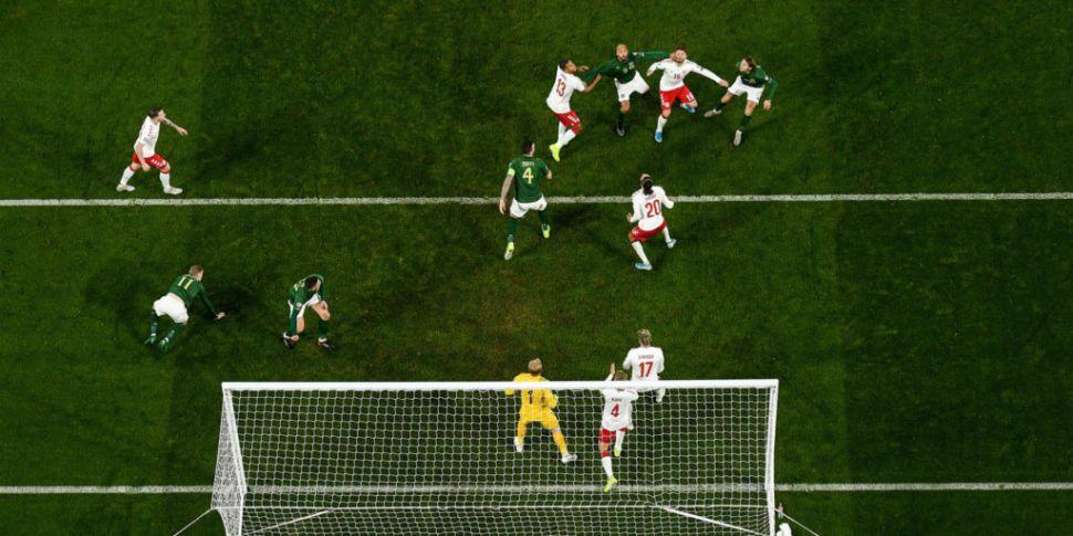 Player Ratings | Ireland v Den...